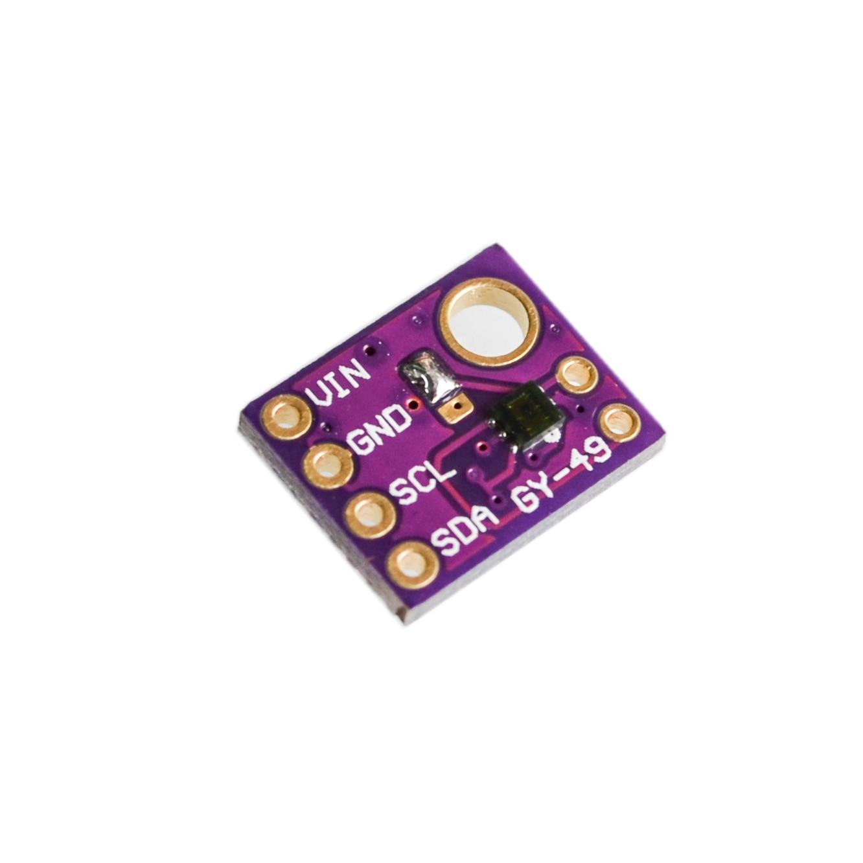 MAX44009_PCB